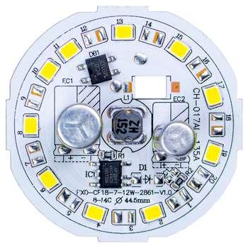 چیپ لامپ ال ای دی 12 وات مدل 2KHZN-220V