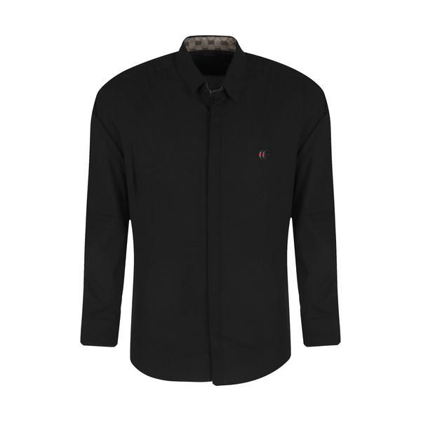 پیراهن مردانه گوچی مدل LS07