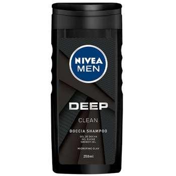 شامپو مو و بدن نیوآ مدل DEEP CLEAN حجم 250 میلی لیتر