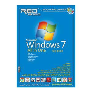 سیستم عامل ویندوز 7 نسخه All In One نشر ارتباط گستر پرشیا