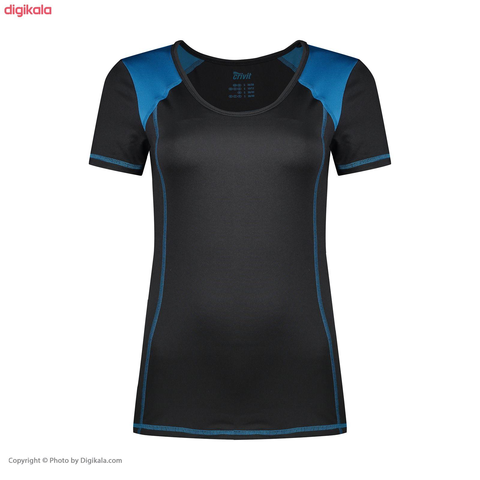 تی شرت ورزشی زنانه  کد k200 main 1 3