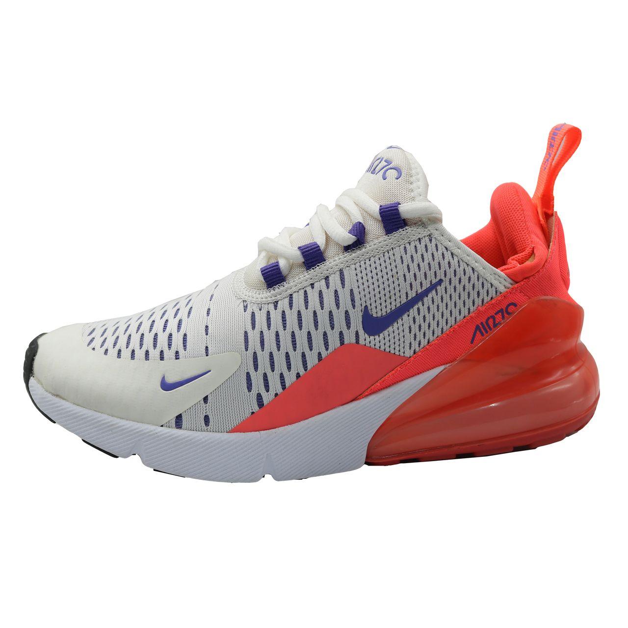 کفش مخصوص دویدن نایکیمدل Air max 270 رنگ سفید