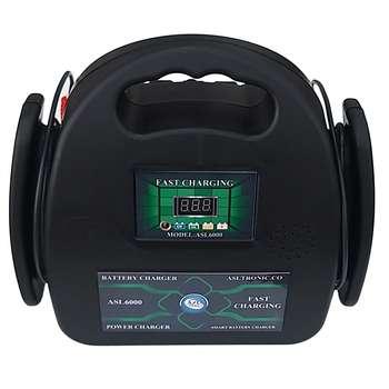 شارژر باتری خودرو مدل asl6000