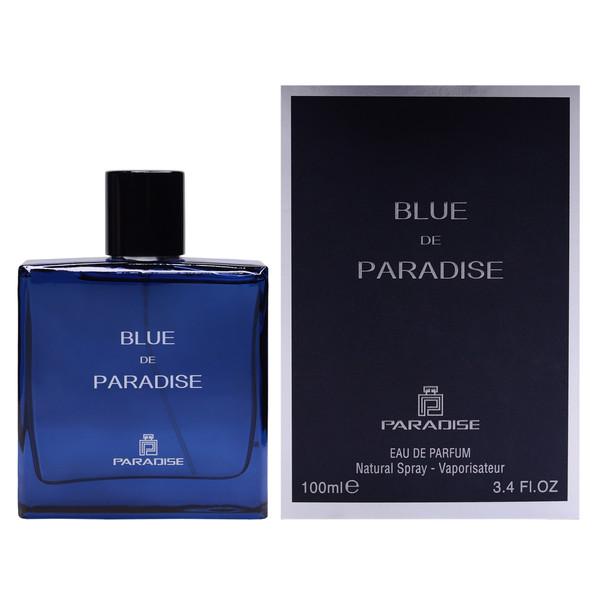 ادو پرفیوم مردانه پارادایس مدل BLUE DE CHANEL حجم 100 میلی لیتر
