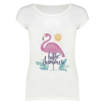 تی شرت زنانه مدل SKH0004_222018