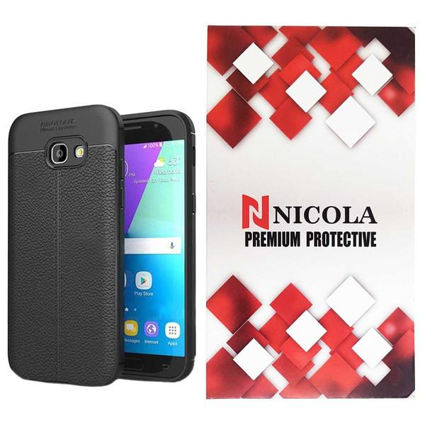 کاور نیکلا مدل N_ATO مناسب برای گوشی موبایل سامسونگ Galaxy A5 2016
