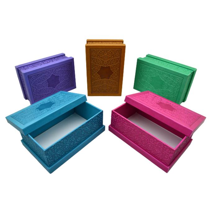 خرید                      جعبه هدیه مدل مستطیلی کد b111