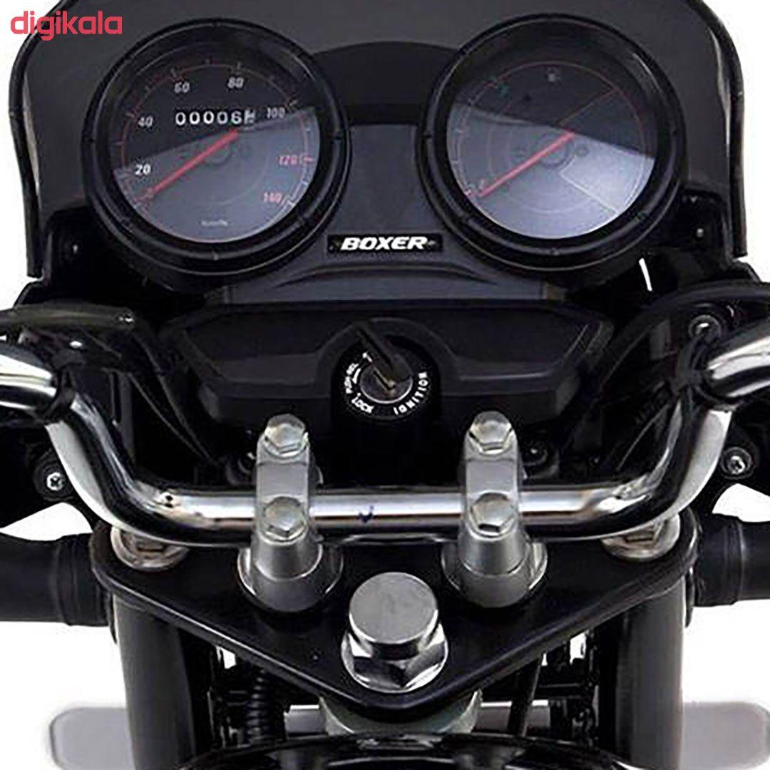 موتورسیکلت باجاج مدل باکسر 150 سی سی سال 1398 main 1 2