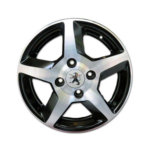 رینگ چرخ کد R77 سایز 14 اینچ مناسب برای خودرو 207 غیر اصل