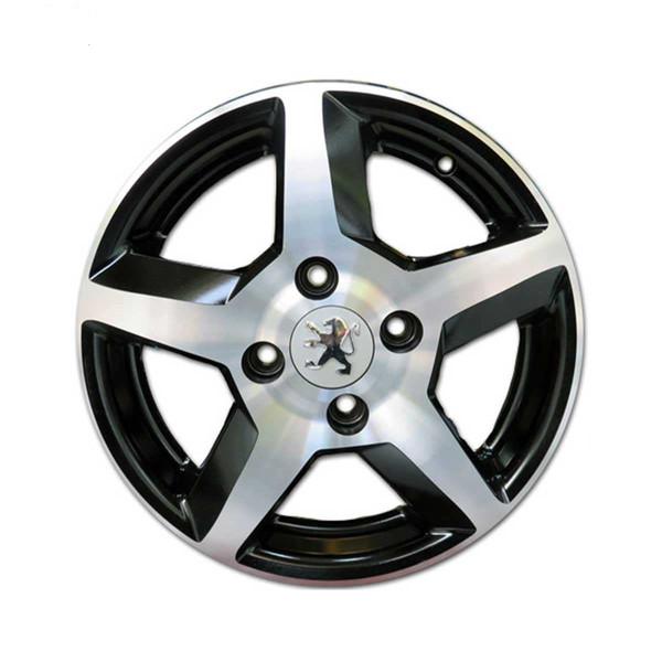رینگ چرخ کد R77 سایز 14 اینچ مناسب برای خودرو 207
