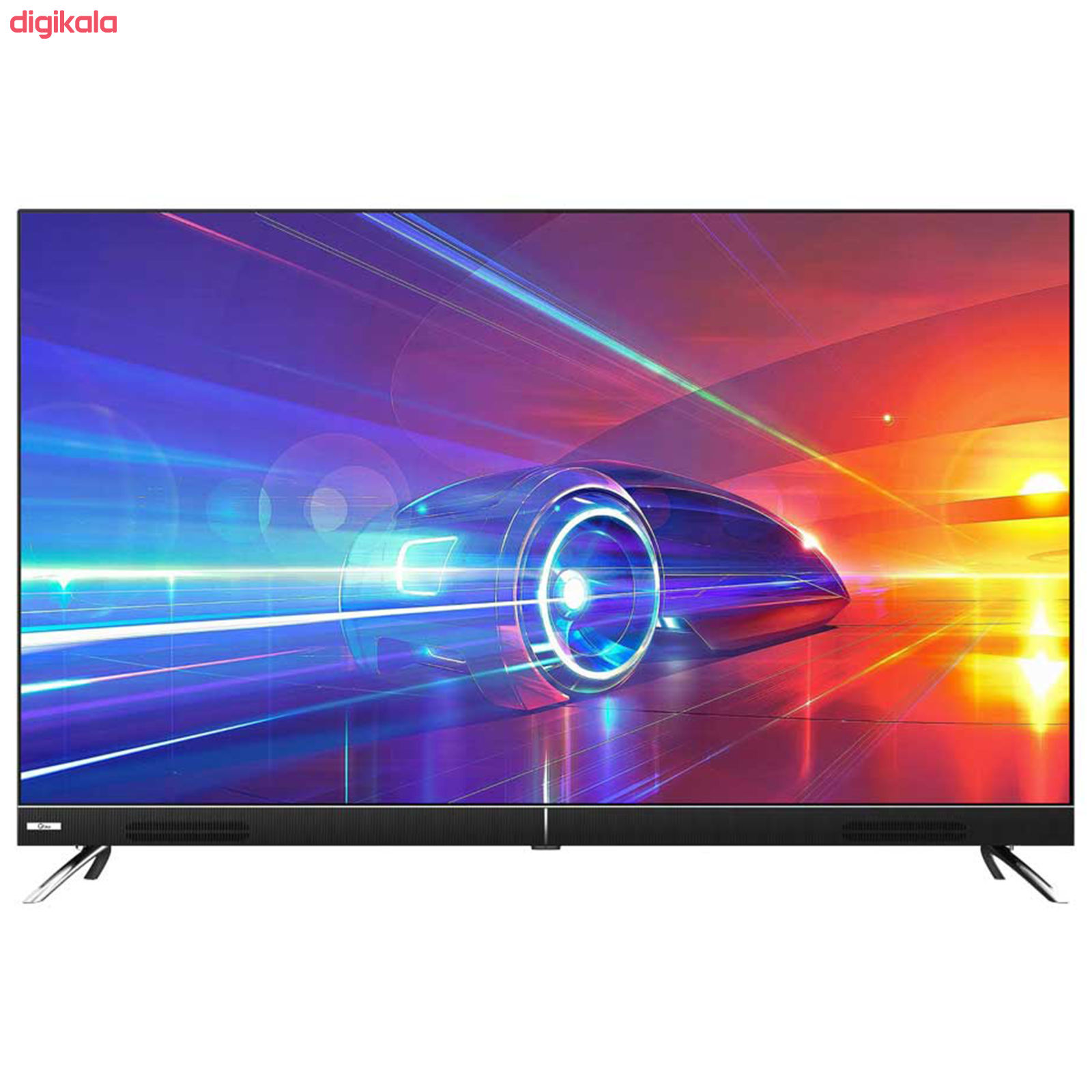 تلویزیون ال ای دی هوشمند جی پلاس مدل GTV-50KU722S سایز 50 اینچ main 1 1