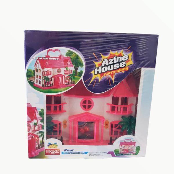 اسباب بازی مدل خانه عروسکی کد 7071