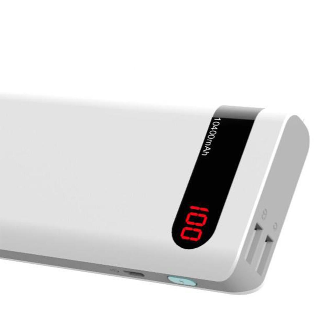 شارژر همراه روموس مدل PH50 با ظرفیت 10400 میلیآمپرساعت              ( قیمت و خرید)