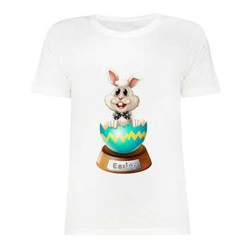 تی شرت آستین کوتاه دخترانه مدل SK991105-011