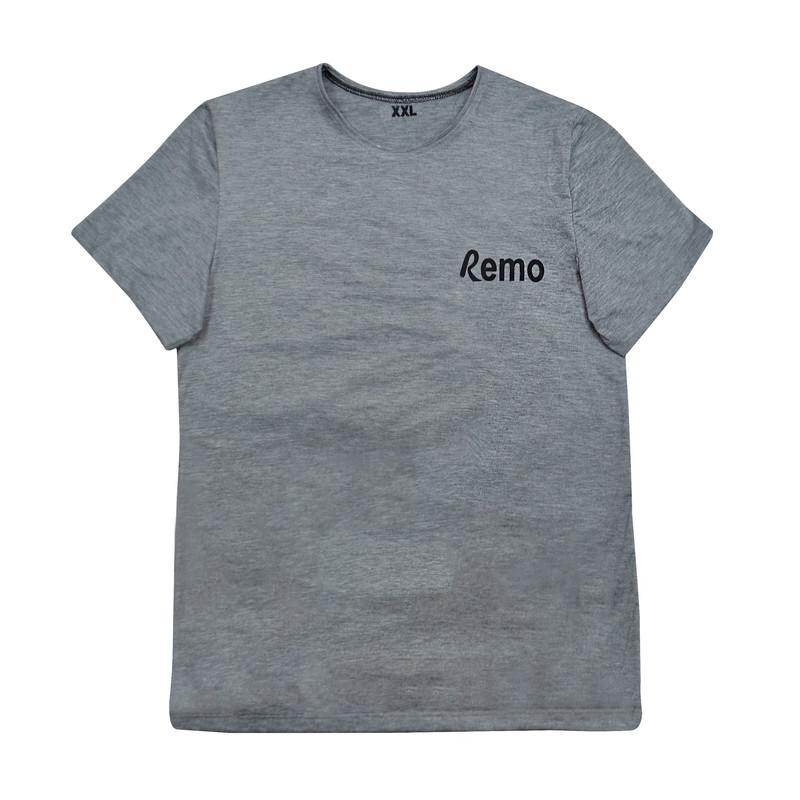 ست تی شرت و شلوارک مردانه رموسنتر مدل 71191