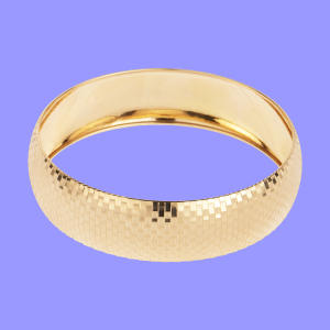 النگو طلا 18 عیار زنانه گالری یارطلا کد AL47-G-3