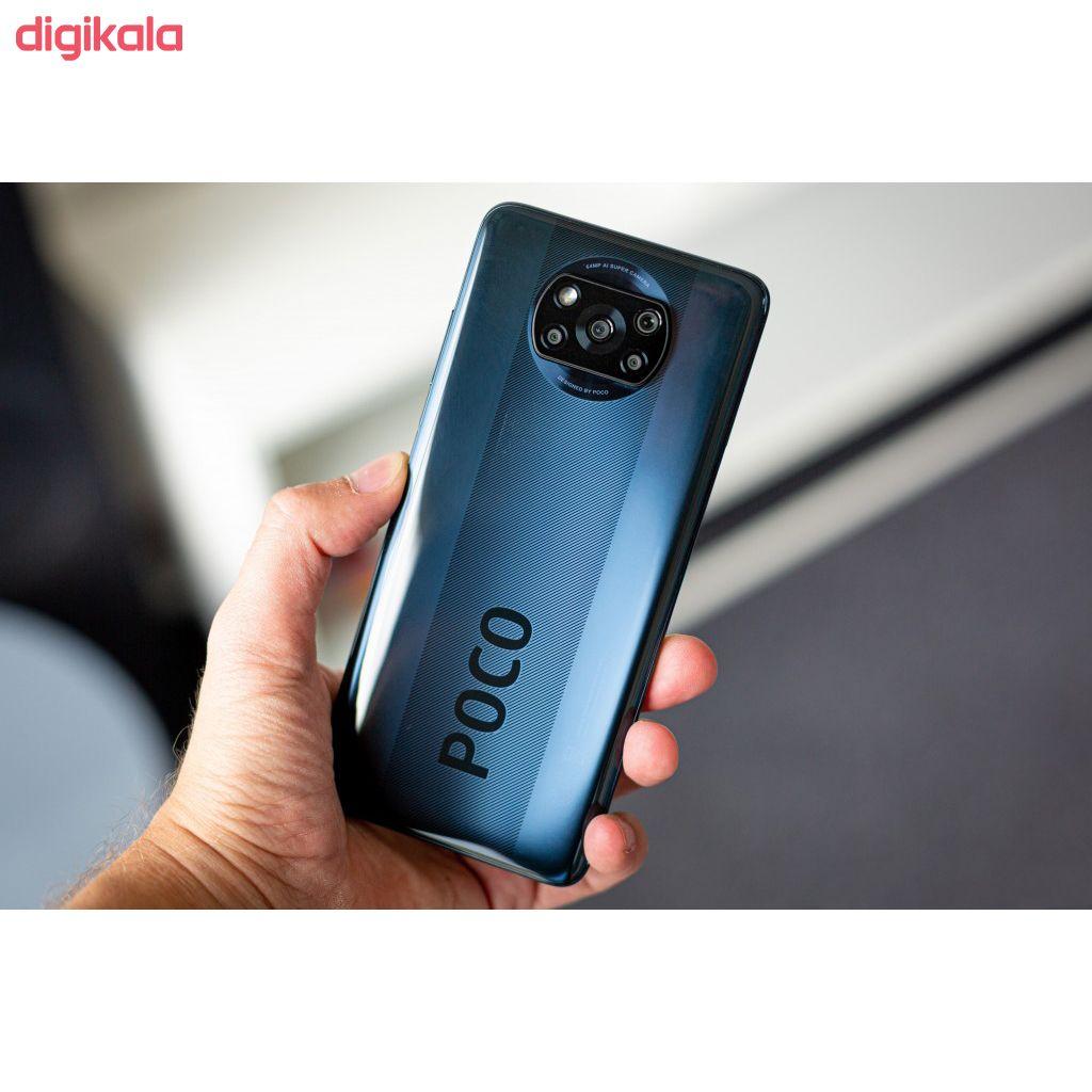 گوشی موبایل شیائومی مدل POCO X3 M2007J20CG دو سیم کارت ظرفیت 128 گیگابایت main 1 15