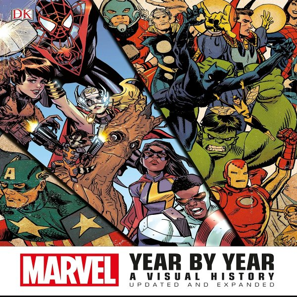 مجله Marvel Year by Year آوریل 2017