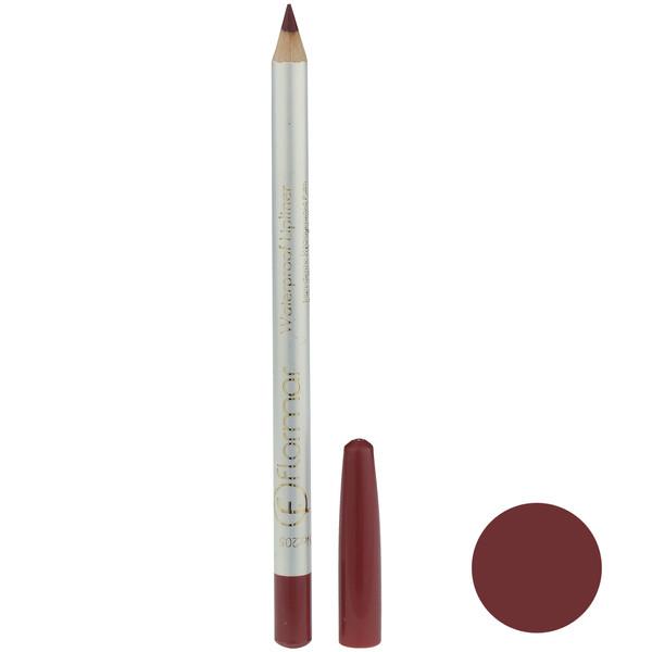مداد لب فلورمار شماره 205