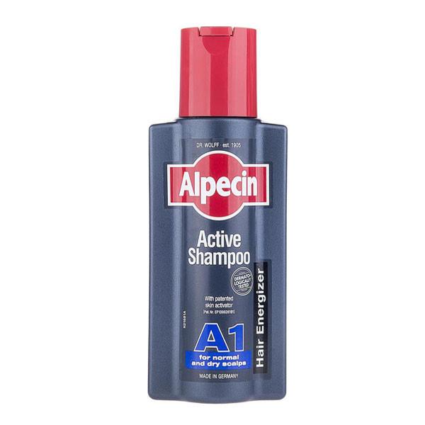 شامپو مو آلپسین   مدل  Active  A1   حجم   250   میلی   لیتر