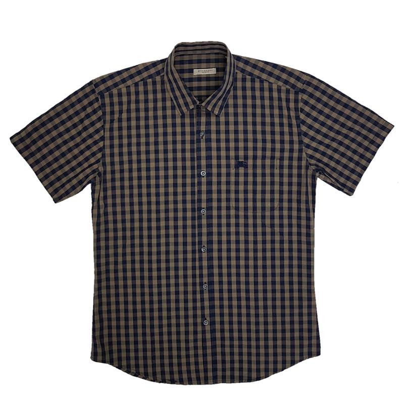 پیراهن آستین کوتاه مردانه بربری کد 70
