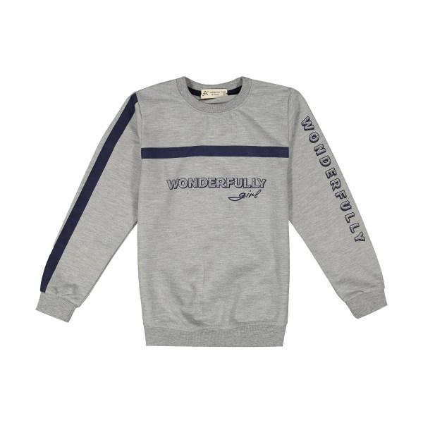 تی شرت دخترانه بی کی مدل 2211145-ML