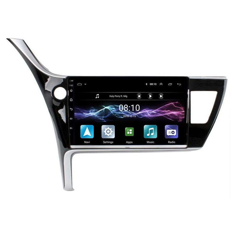 پخش کننده خودرو ووکس مدل CRL17C100Pro