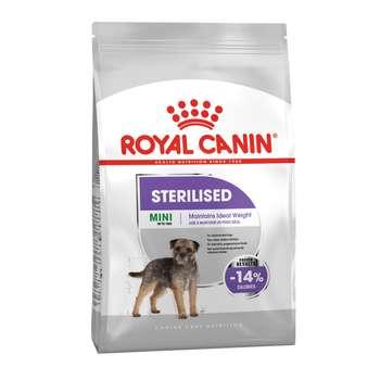 غذای خشک سگ رویال کنین sterilised وزن 3 کیلوگرم