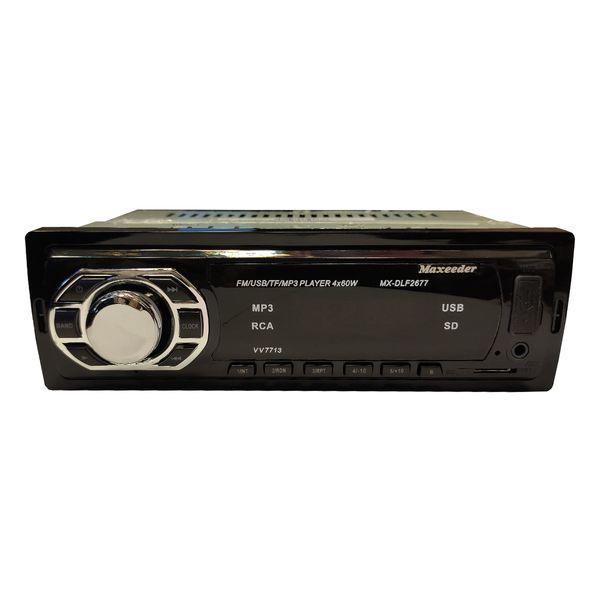پخش کننده خودرو مکسیدر مدل MX-DLF2677 VV7713