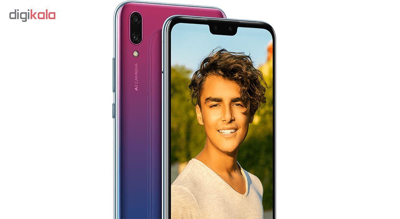 گوشی موبایل هوآوی مدل Y9 2019 JKM-LX1 دو سیم کارت ظرفیت 64 گیگابایت و رم 4 گیگابایت بههمراه شارژر همراه تسکو مدل TP 842N ظرفیت 10000 میلیآمپرساعت main 1 16