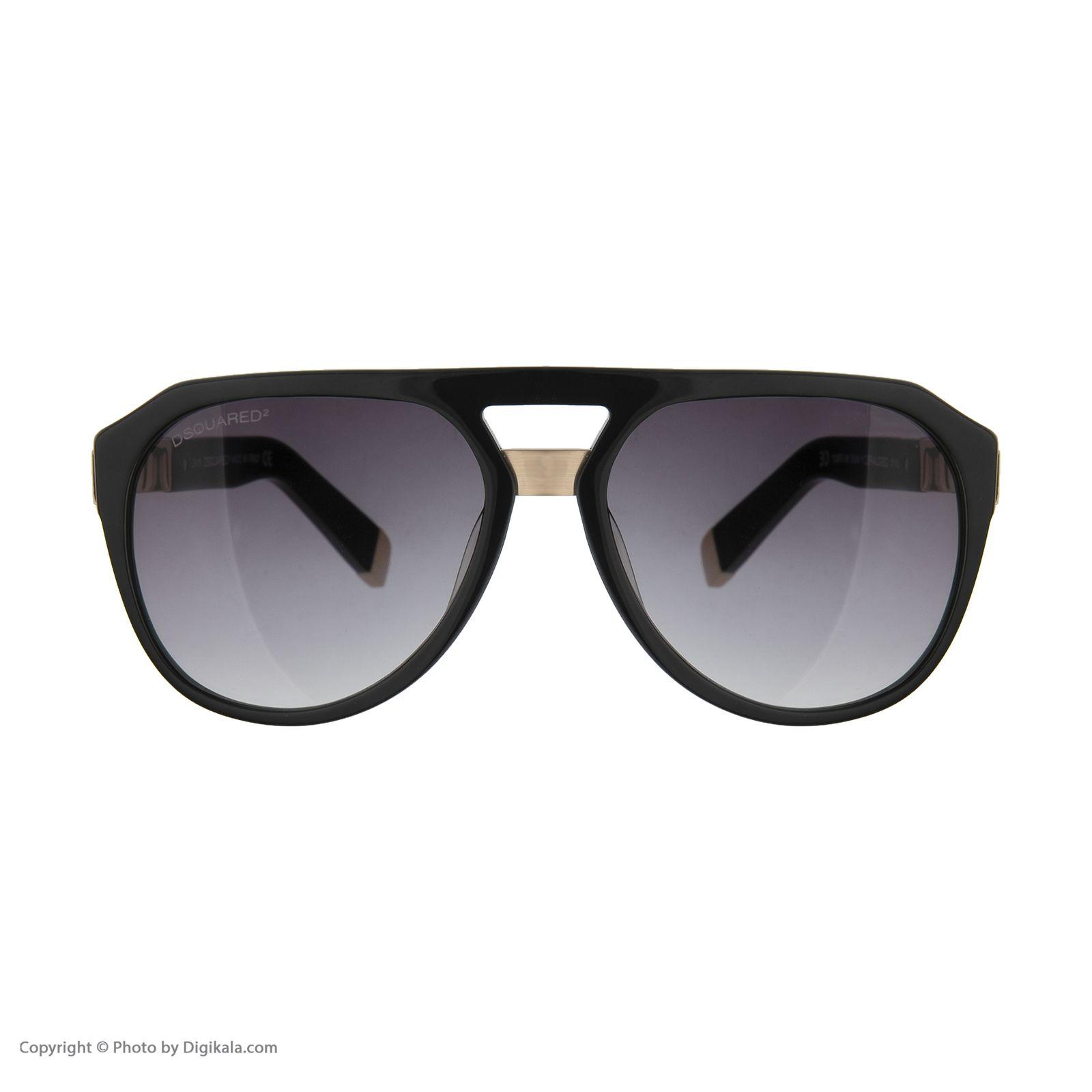 عینک آفتابی  دیسکوارد مدل 0027 -  - 3