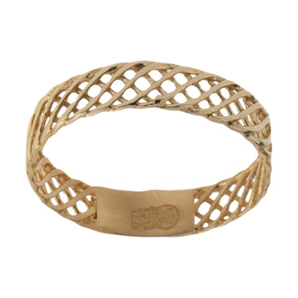 انگشتر طلا 18 عیار زنانه مایا ماهک مدل MR0480