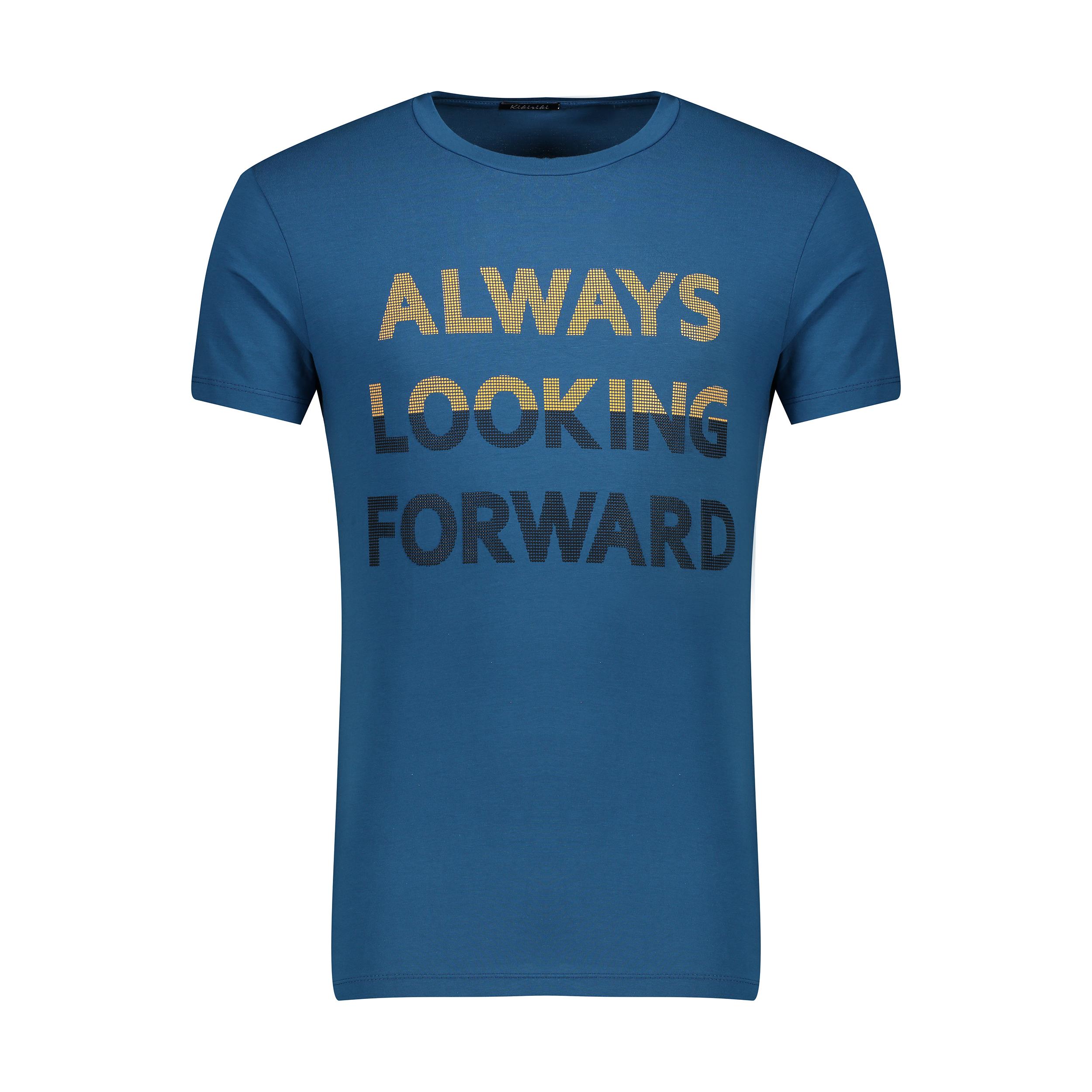 تی شرت مردانه کیکی رایکی مدل MBB2486-016