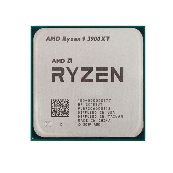 پردازنده مرکزی ای ام دی مدل RYZEN 9 3900xt