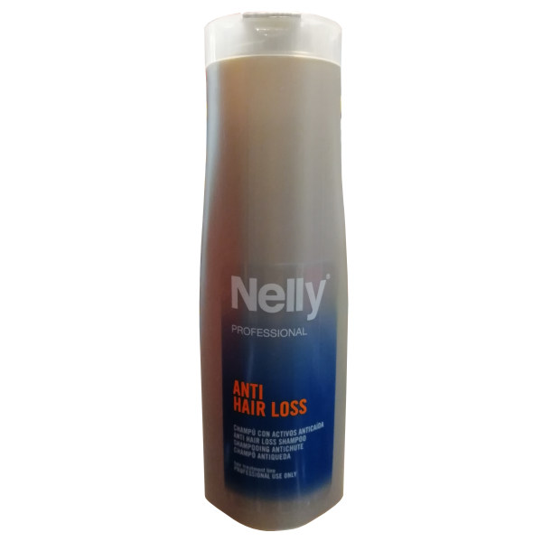 شامپو مو نلی مدل Anti Hair Loss حجم 400 میلی لیتر