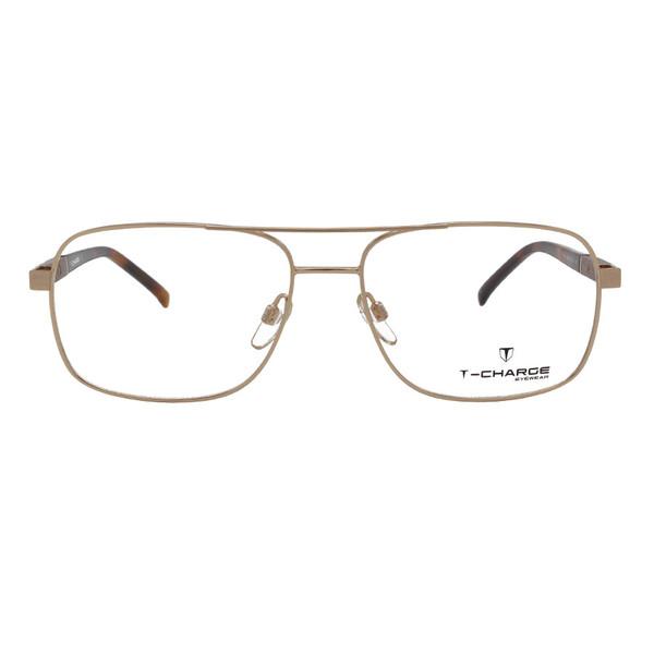 فریم عینک طبی تی-شارج مدل T1161A - 04B