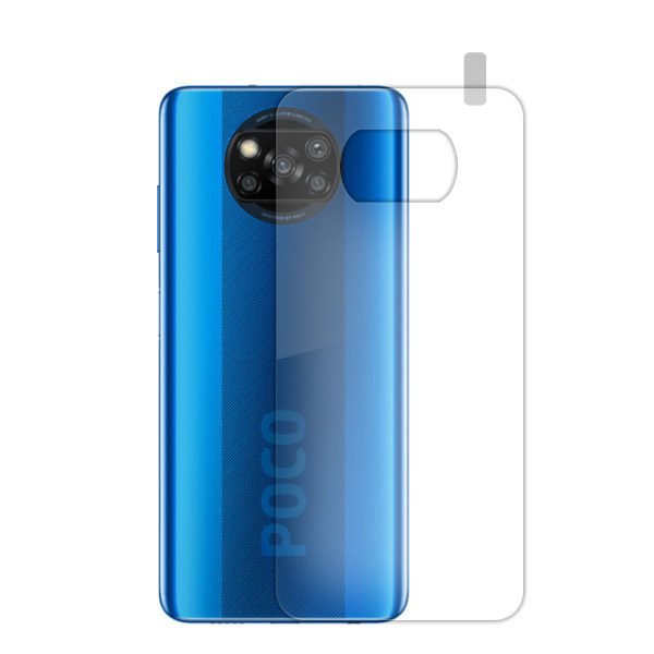 محافظ پشت گوشی مدل bt-mi17 مناسب برای گوشی موبایل پوکو X3