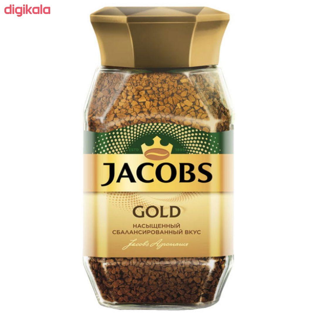 قهوه فوری گلد جاکوبز - ۲۰۰ گرم main 1 1