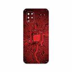برچسب پوششی ماهوت مدل Red Printed Circuit Board مناسب برای گوشی موبایل شیائومی Mi 10 Lite 5G