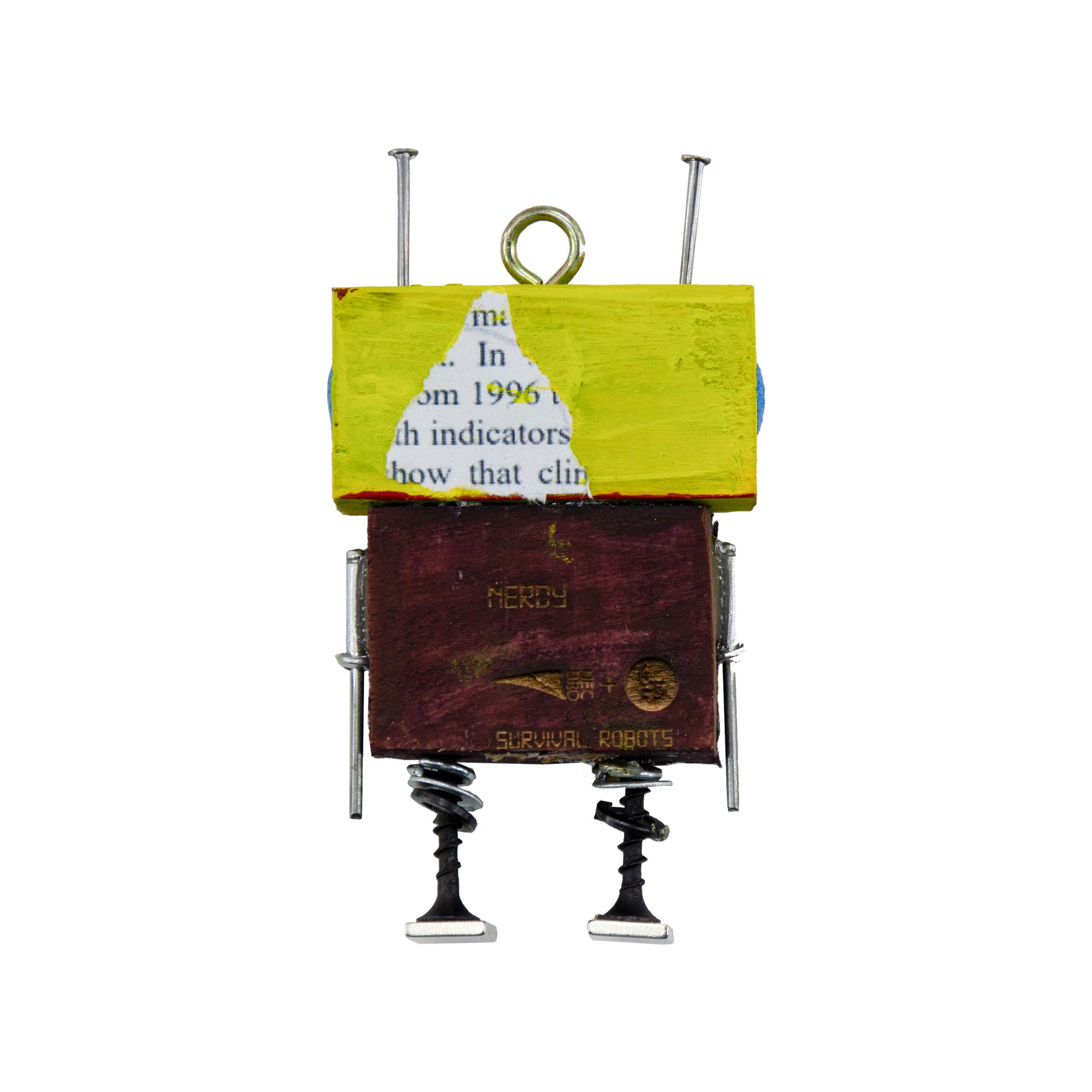 خرید                      مجسمه ربوناجی مدل نردی کد RN1