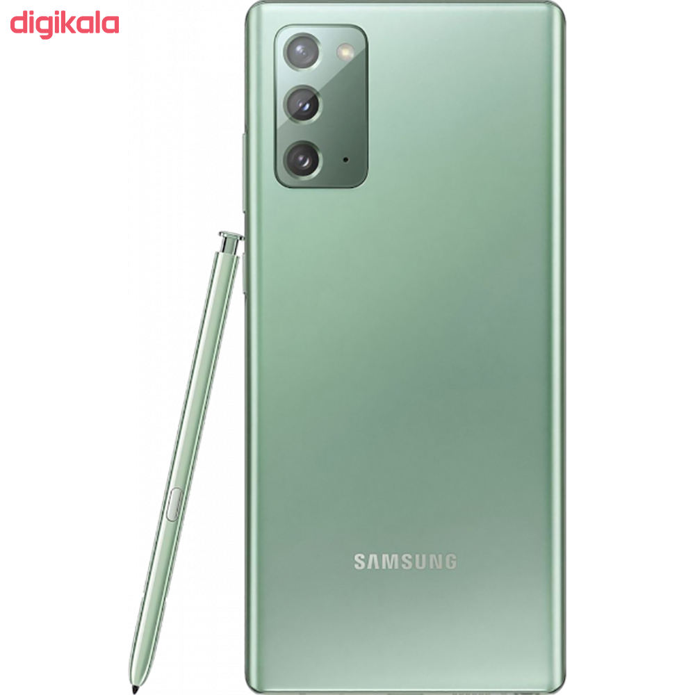 گوشی موبایل سامسونگ مدل Galaxy Note20 SM-N980F/DS دو سیم کارت ظرفیت 256 گیگابایت main 1 13