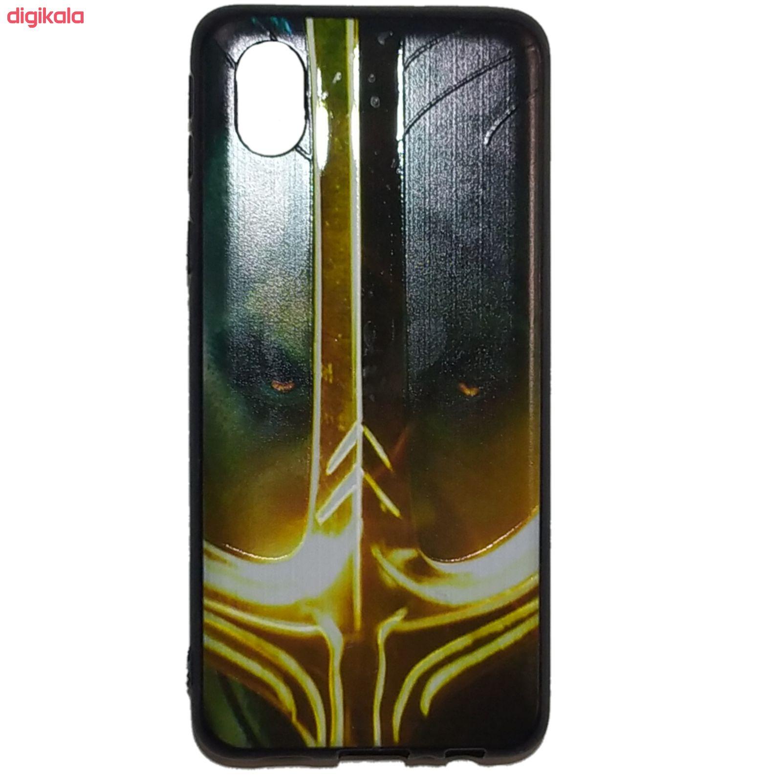 کاور مدل TT05 مناسب برای گوشی موبایل سامسونگ Galaxy A01 Core