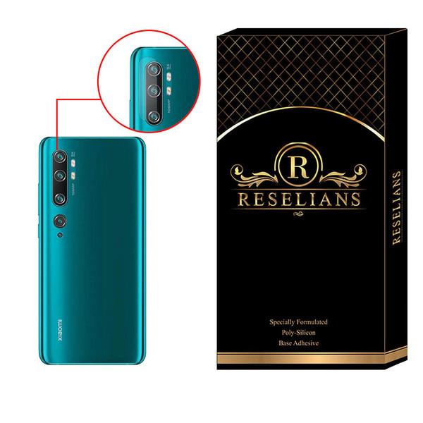 محافظ لنز دوربین رزلیانس مدل RLP مناسب برای گوشی موبایل شیائومی Mi Note 10