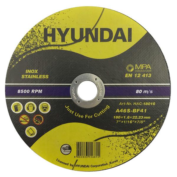 صفحه برش استیل هیوندای مدل HAC18016
