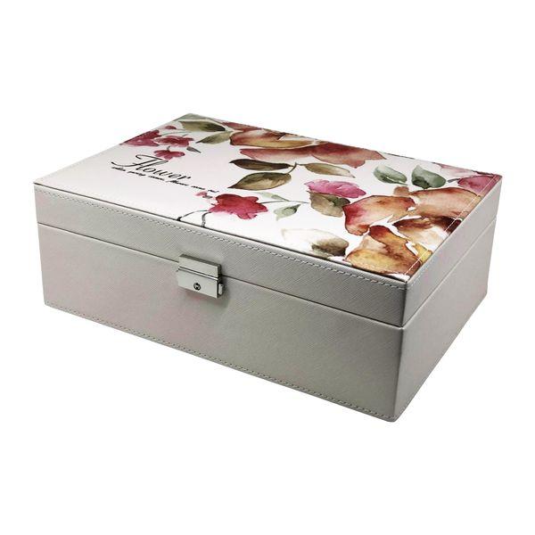جعبه جواهرات مدل Flower کد 1582