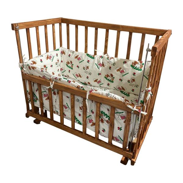 تخت کنار مادر مدل GNU7