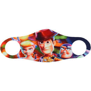 ماسک تزیینی بچگانه طرح اسباب بازی