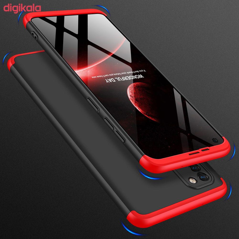 کاور 360 درجه جی کی کی مدل GK-A21S-21S مناسب برای گوشی موبایل سامسونگ GALAXY A21S main 1 14