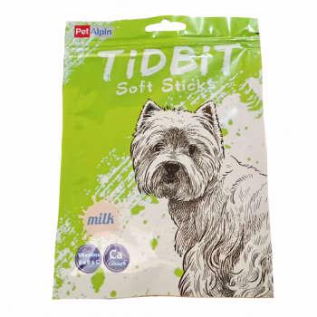 غذای تشویقی سگ تیدبیت مدل Milk_7 وزن ۷۰ گرم