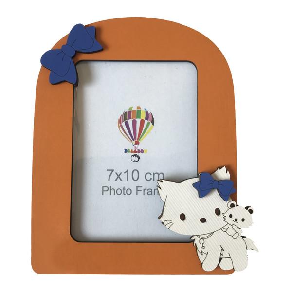قاب عکس کودک طرح کیتی کد 710